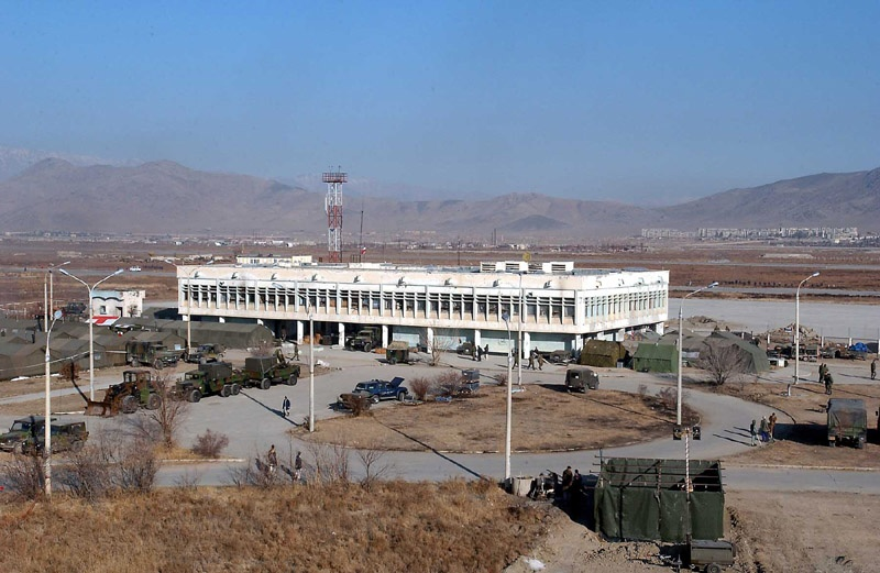 kabul airport. Kabul International Airport