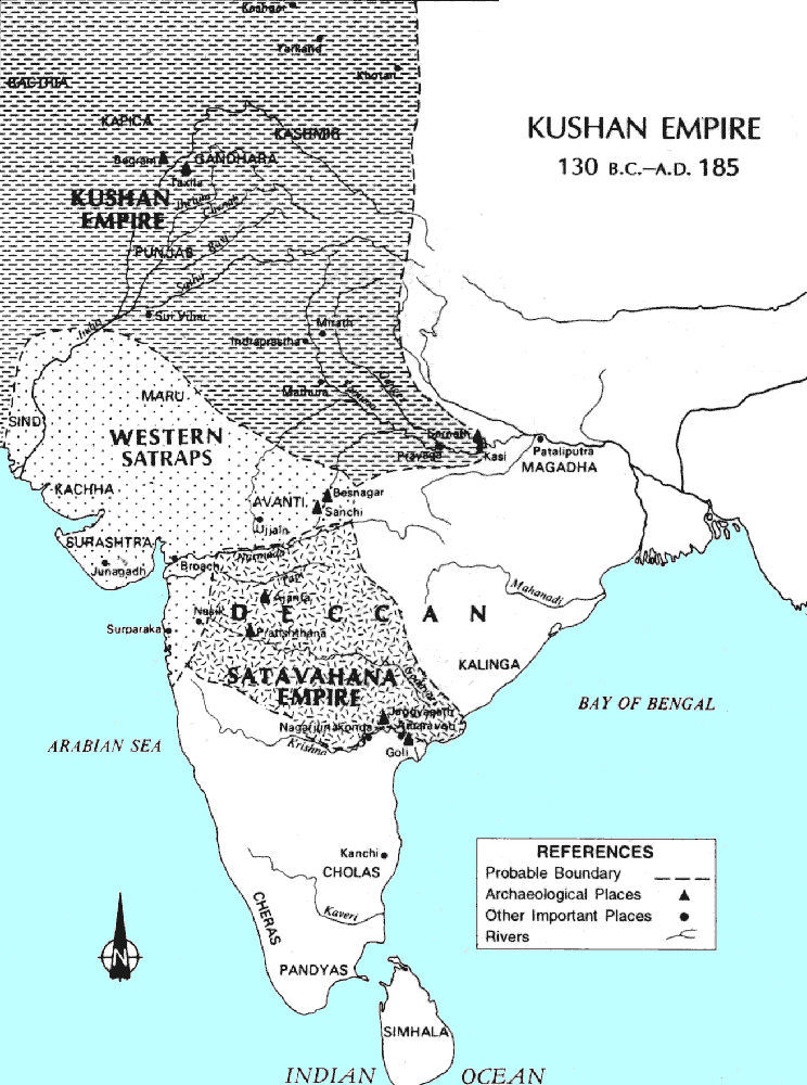 Afghanistan Kushan Empire Map on parthian empire map, choson empire map, sassanid empire map, ancient egypt nubia and kush map, gupta empire map, chola kingdom map, hephthalite empire map, ming dynasty map, frankish kingdom map, timurid empire map, umayyad empire map, afghan empire map, ghana empire map, pallava empire map, union of soviet socialist republics map, kangxi empire map, delhi sultanate map, khmer empire map, ancient persia empire map, greco-bactrian empire map,