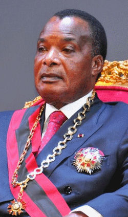 general denis sassou nguessos rise to power Congo republic president denis sassou nguesso speaks during general jean marie-michel mokoko president denis sassou-nguesso to be removed from power.