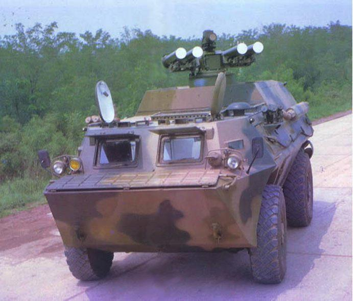 HJ-8: http://www.globalsecurity.org/military/world/china/hj-8-pics.htm