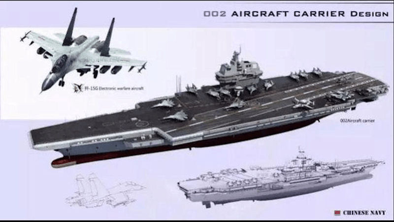 aircraft carrier project