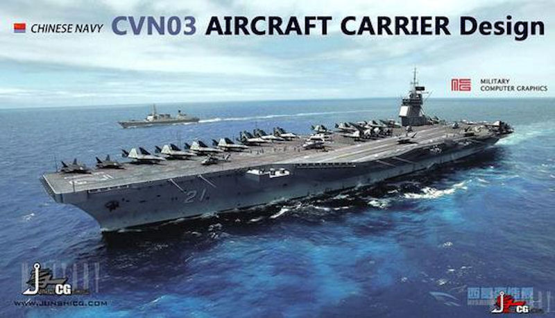 Aircraft Carrier Project People S Liberation Army Navy
