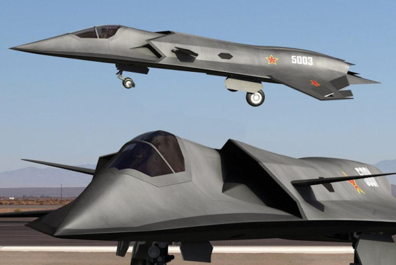 China's Next Generation Fighter