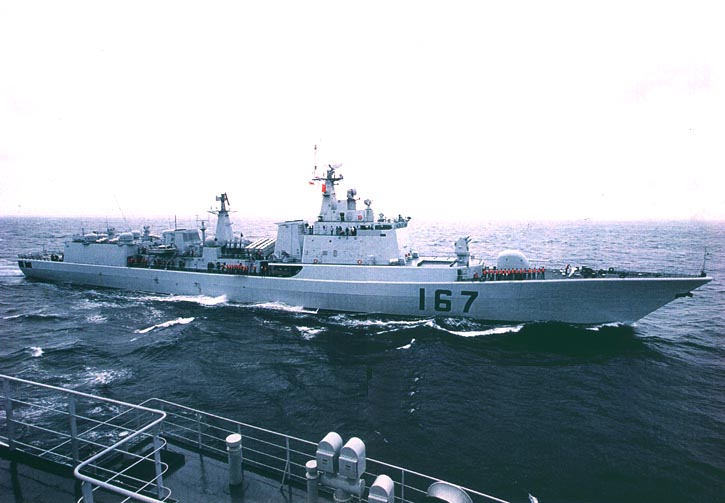 Privacy Policy >> Luhai Type 051B- People's Liberation Army Navy