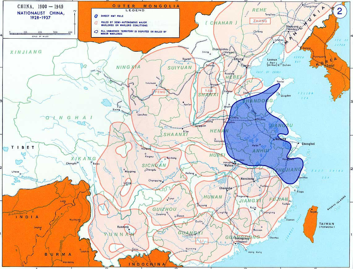 China History Maps Republic Nanjing - Nanjing map