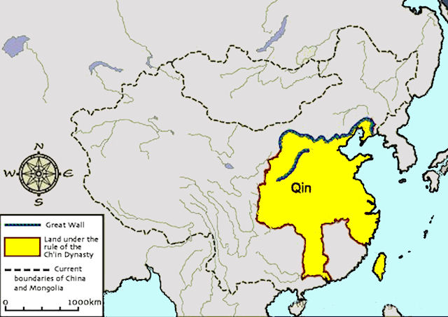 world history the qin and han The qin and han dynasties: history of imperial china, the qin and han dynasties both demonstrated this harpercollins atlas of world history.