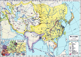 Chinese History - 1271-1368 AD - Yuan (Mongol) Dynasty on mongol invasion of china, yi dynasty map, yuan empire, aztec map, mongol invasions of korea, mongol conquest of the song dynasty, delhi sultanate map, ming dynasty map, china map, yin dynasty map, ch'ing dynasty map, chagatai khanate map, qin dynasty map, trần thủ �ộ, mongol invasions of japan, battle of baghdad, mongol invasion of poland, capetian dynasty map, shang dynasty map, jin dynasty map, tang dynasty map, sui dynasty map, ch'in dynasty map, goryeo map, nestorian christians map, mongol invasion of europe, battle of mohi, mongol invasion of java, mongol conquests, mongol invasions of india, kingdom of albania map, qing dynasty, chen dynasty map,