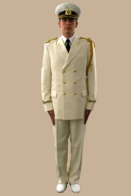 Military uniforms air force