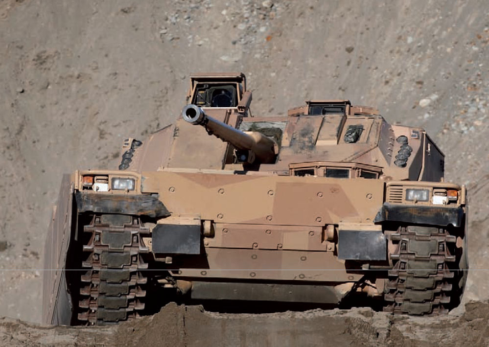 combat vehicle 90  cv 90