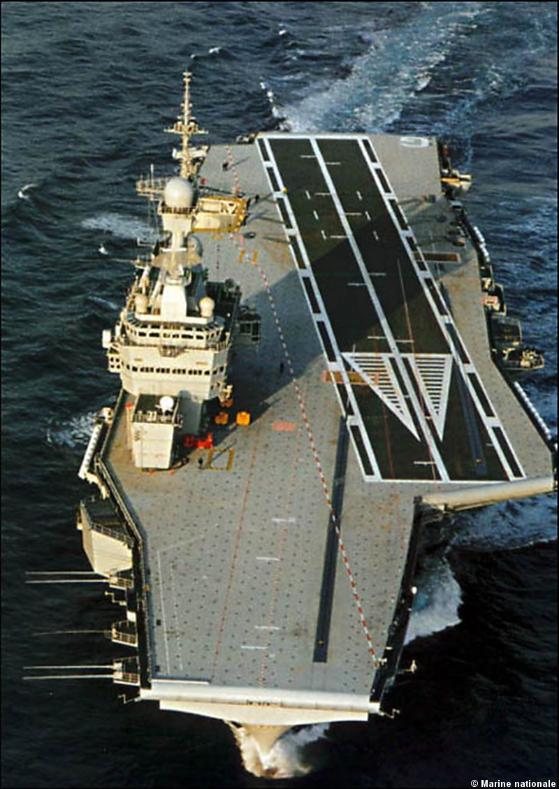 Charles De Gaulle Aircraft Carrier Pictures
