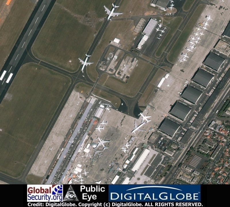 Le Bourget France  city photos gallery : Le Bourget Airport, France