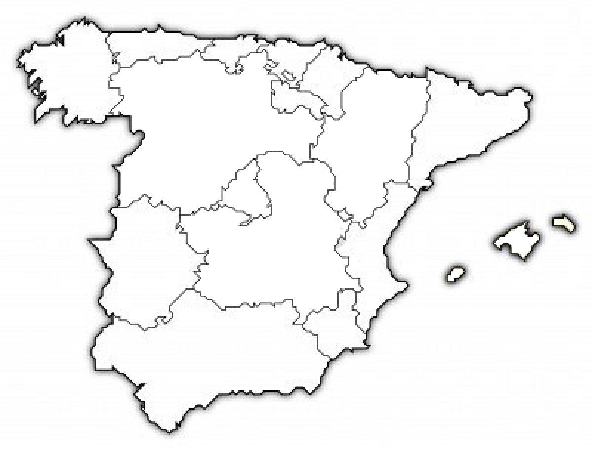 Spain Maps - Map of spain