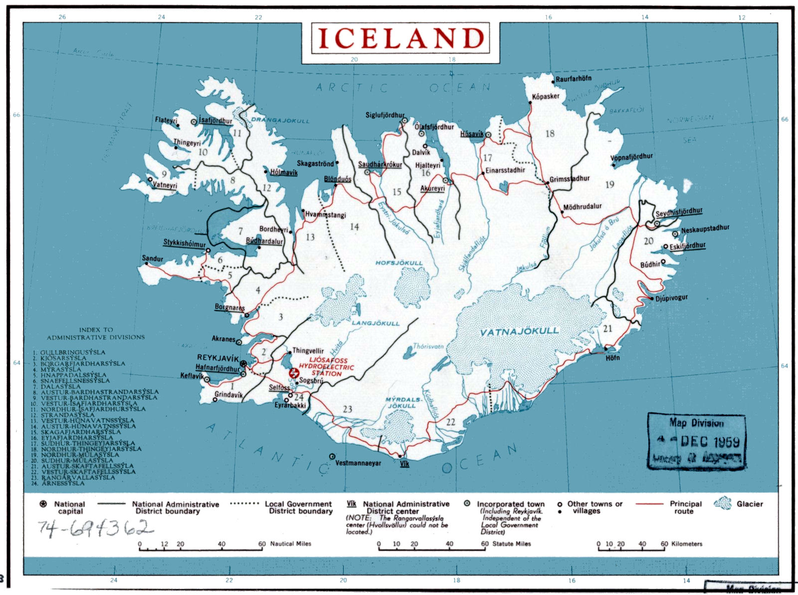 Iceland Map Images Reverse Search