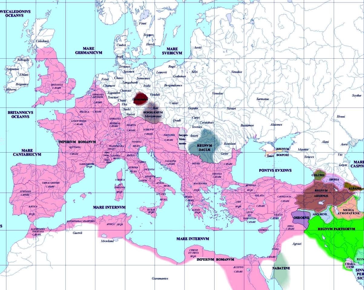 An Introduction to the History of Roman Empire