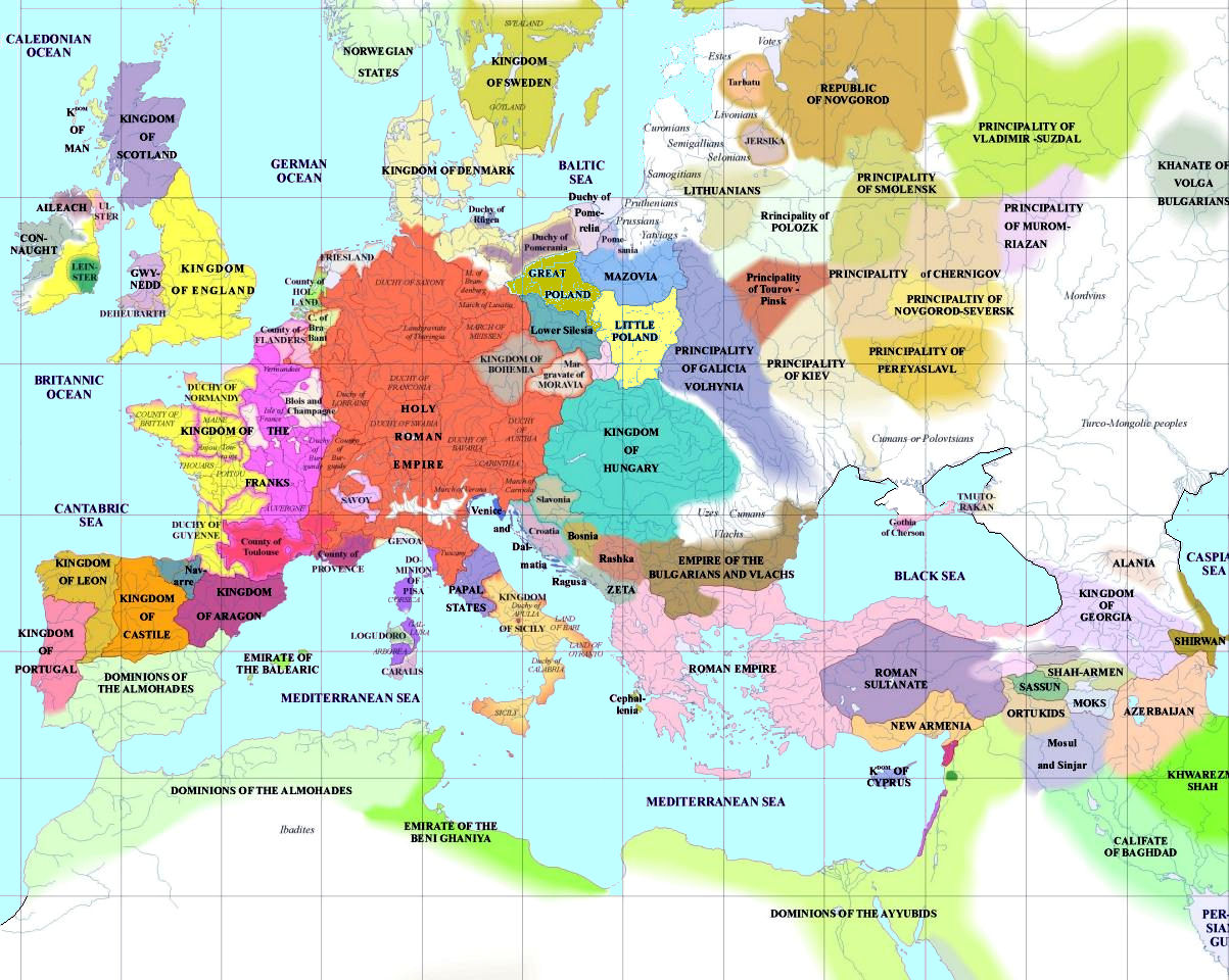 Global Map Of Europe Thefreebiedepot