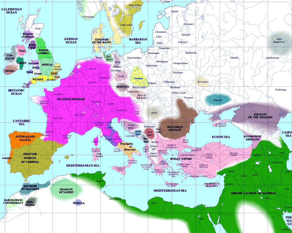History of Europe