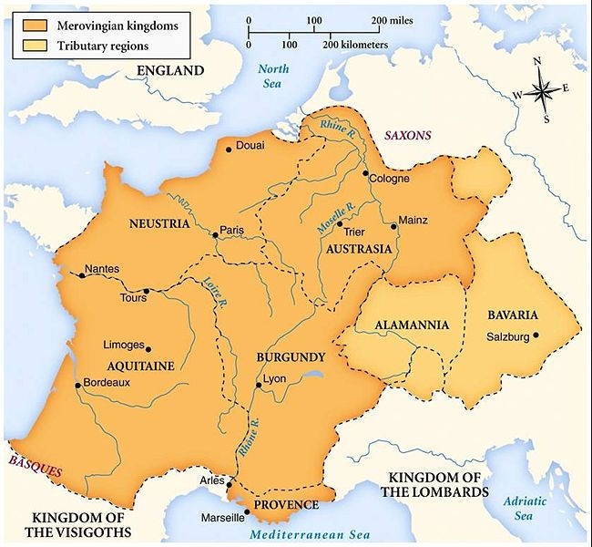 paper on clovis and frankish kingdom Clovis i died in paris death of clovis i of the franks the germanic peoples from across the rhine who swarmed into the roman empire in the fourth and.