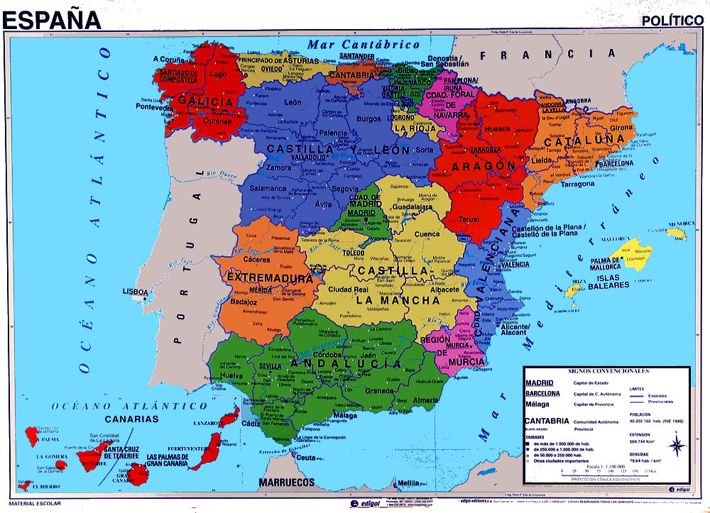Spain Maps and Search on Pinterest