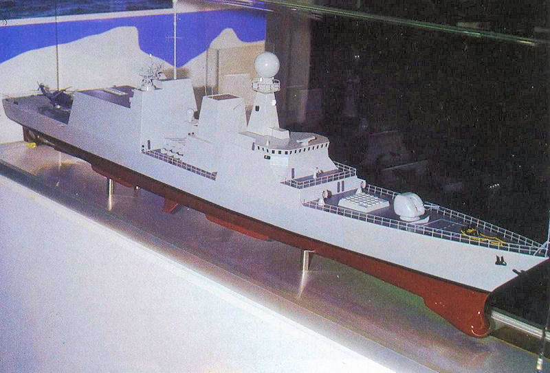 Canadian Surface Combatant >> NATO Frigate Replacement for the 1990s [NFR-90]