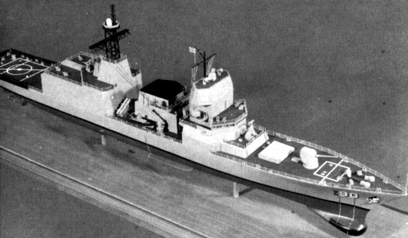 Nato Frigate Replacement For The 1990s Nfr 90