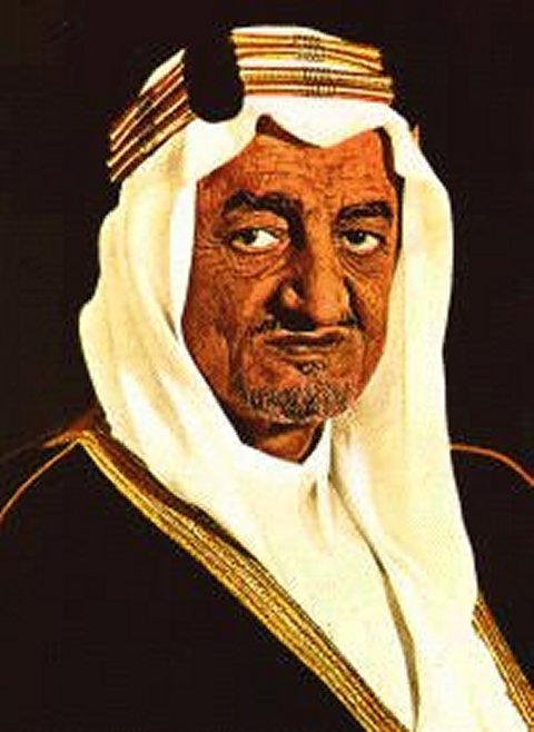 Grandson Of King Faisal. Classify Ibn Saud - The