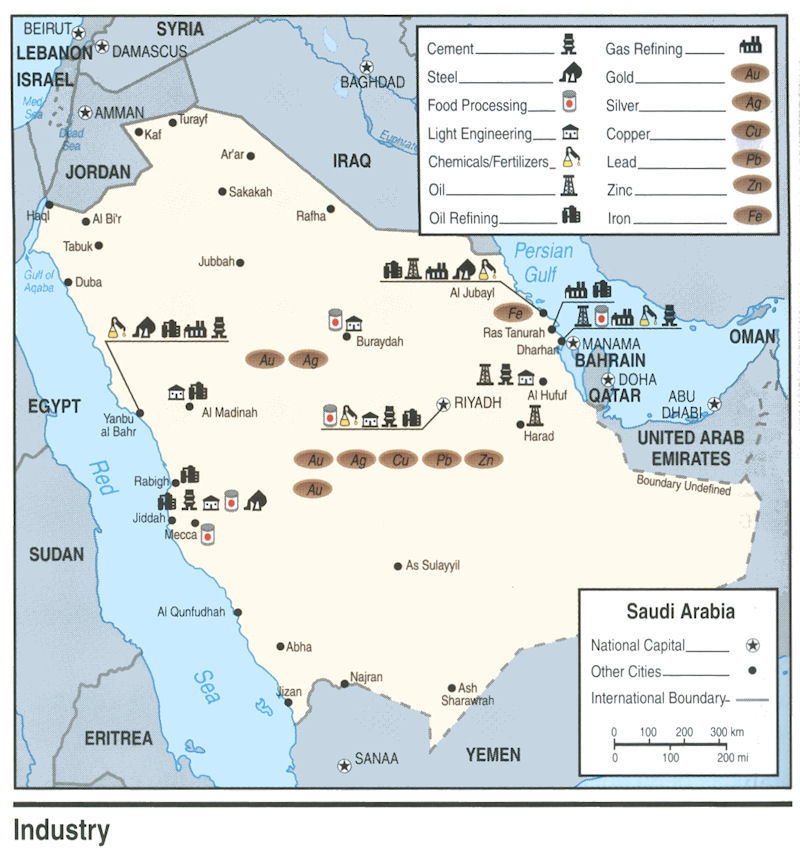 natural resources in saudi arabia Saudi arabia's key natural resources include petroleum, natural gas, gold, copper, and iron ore the country's economy is primarily oil-based and is considered as.