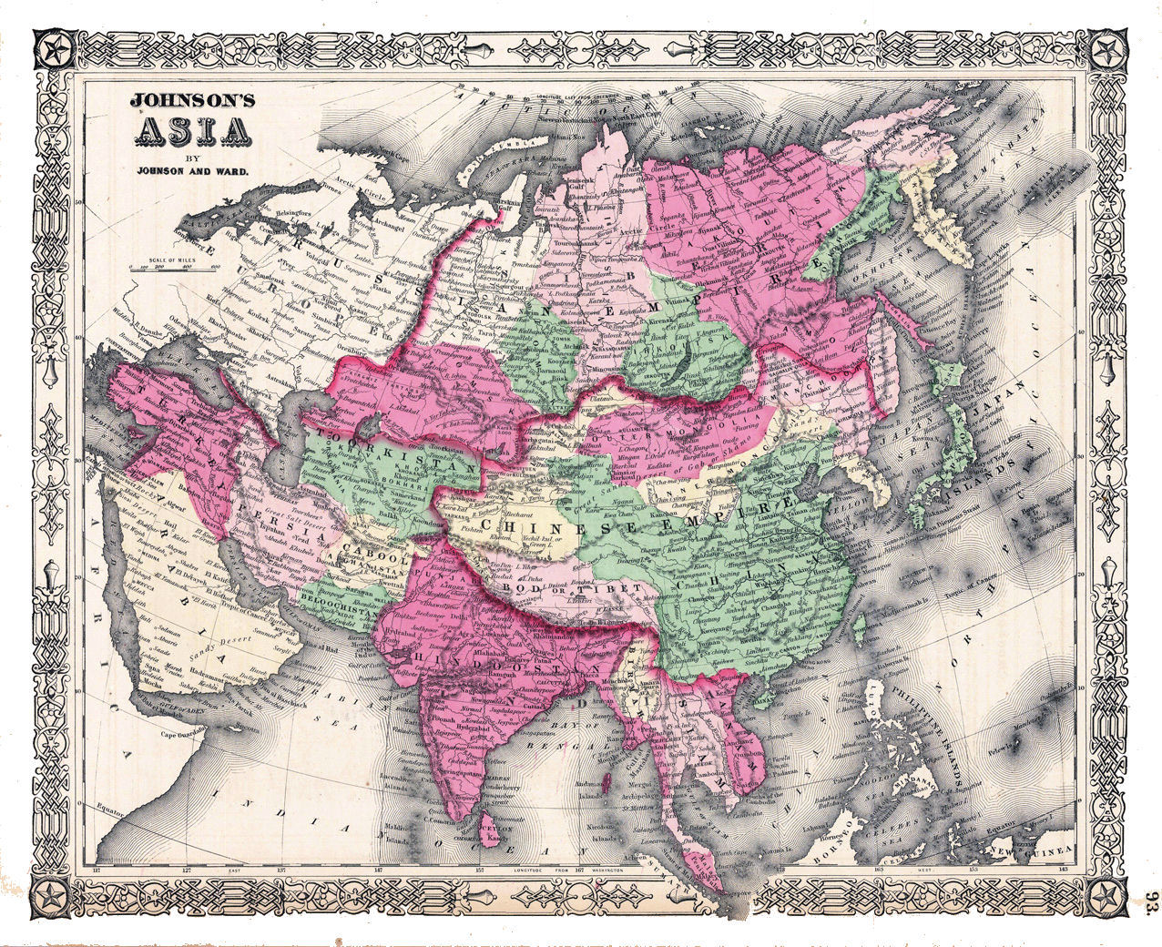 Asia Maps - History