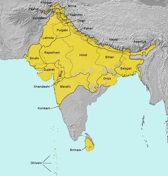 India maps language aryan gumiabroncs Choice Image