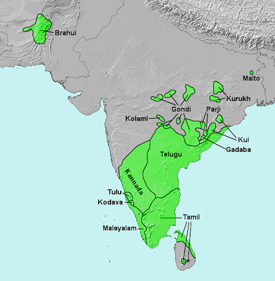 India maps language dravidian gumiabroncs Choice Image