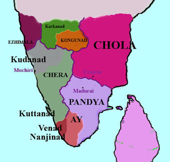 Image result for kerala map from  ad