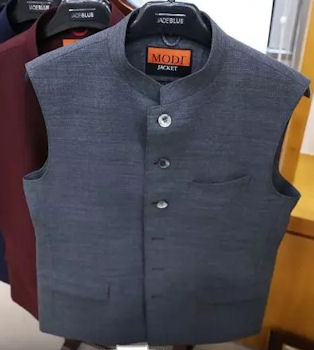 "130ebb53ae Prime Minister Narendra Modi, often seen in colorful waistcoats, has drawn  up an elaborate plan: to gift world leaders bespoke ""Modi jackets""  especially ..."