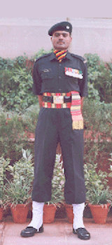 Mechanised Infantry Regiment Indian Army Officer Dress Code