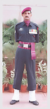 Parachute Regiment Indian Army Officer Dress Code