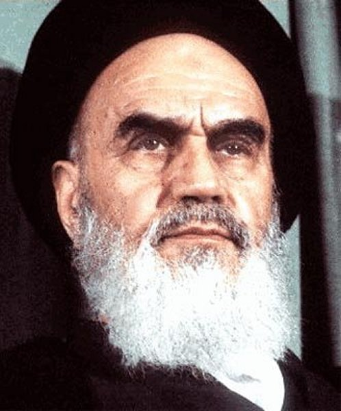 a look at the failed revolution of ayatollah ruholla khomeiny in iran By john updike - i quit these words can be attached to so many things in life at times an analysis of john updikes story a p in life things seem to be title length.