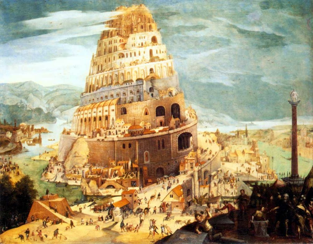 the babylonians The tower of babel - the beginning of these systems the story of babylon is monumental, and of great historical significance but it, considering the circumstances.