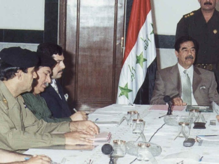 Qusay Saddam Hussein Pictures to Pin on Pinterest - PinsDaddy