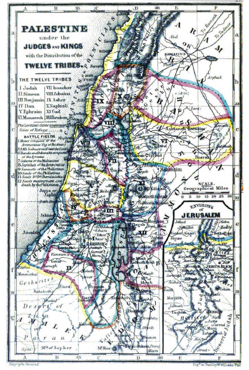 12 tribes of israel Greetings through the twelve tribes of israel, which was once lost and scattered abroad, but has now been founded on the island of jamaica since 1968 by our beloved.