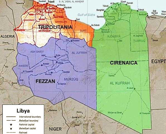 Libya Year Of Independence