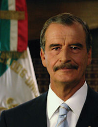 the importance of vicente fox for the victory of the national action party in the mexican elections 5 days ago today, andrés manuel lópez obrador (amlo), the left candidate in the mexican election, leads in the polls by as much as 22 percent over his nearest competitors , ricardo anaya of the conservative national action party (pan) and jose antonio meade, candidate of the ruling institutional revolutionary.
