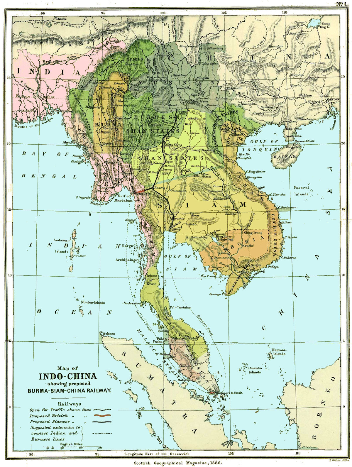 a history of indochina Dialects of south indian languages as well as sanskrit were introduced into the archipelago and into indochina early islam in indonesia throughout history.