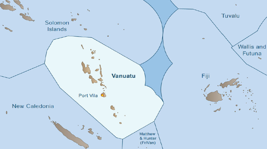 Vanuatu geography vanuatu is recognized as a distinct terrestrial ecoregion known as the vanuatu rain forests gumiabroncs Images