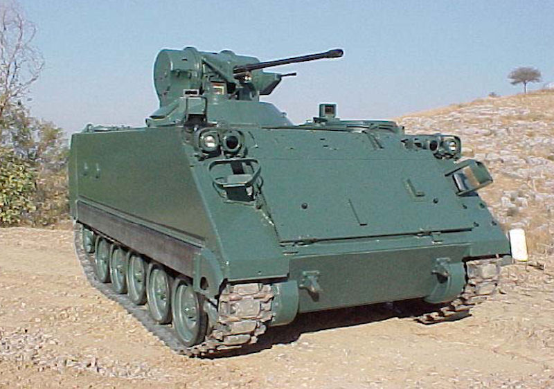 M113 Armored Personnel Carrier Apc