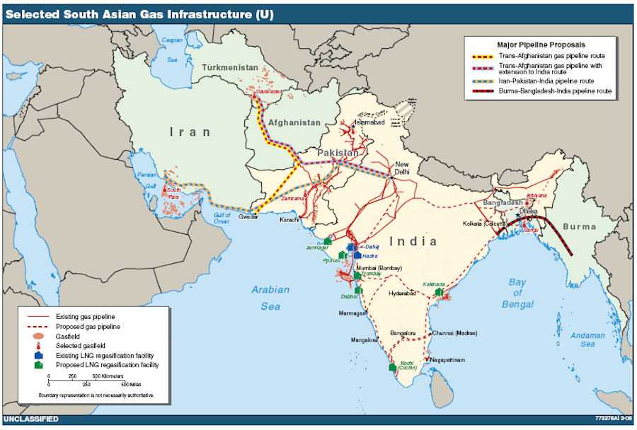 gas pipeline between india and iran relationship