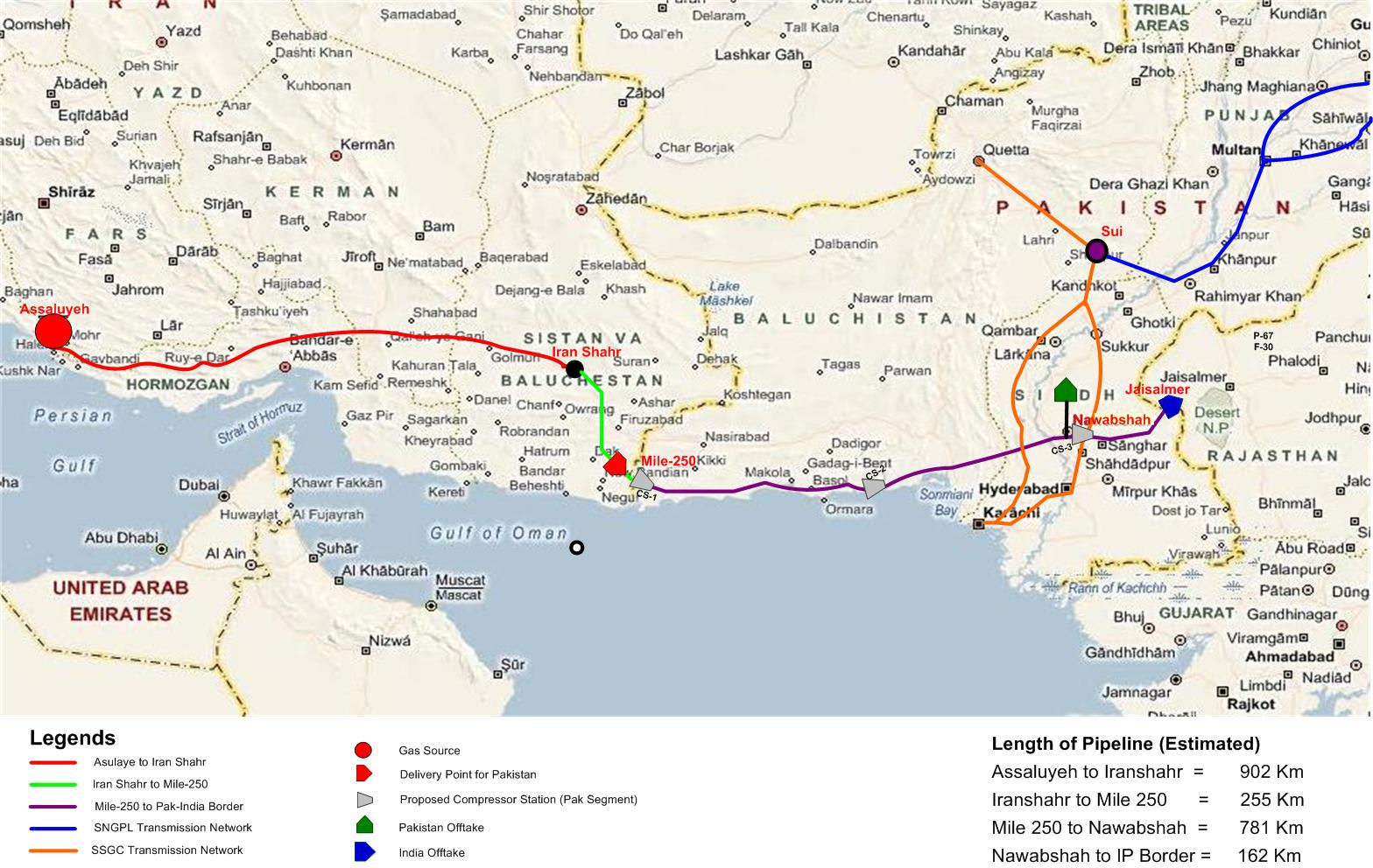 iran pakistan gas pipeline Pakistan and russia have finalised a memorandum of understanding for conducting a feasibility study for a planned undersea gas pipeline project, which could eventually involve iran and india as well.
