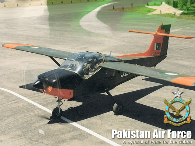 mfi 17 03 - Pakistan Air force   aircrafts