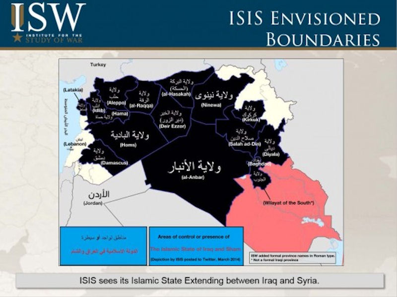 ISIL Claims