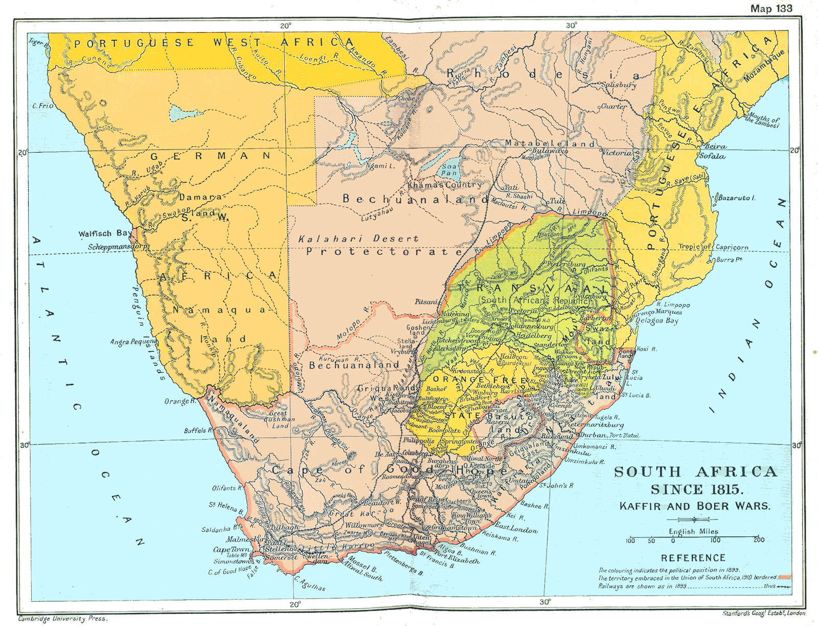 South Africa Colonized Cape Colony South Africa