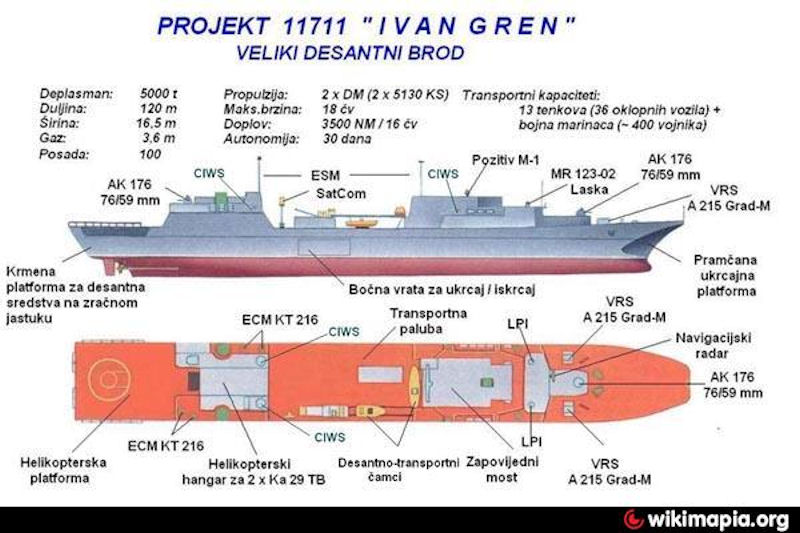 "Project 11711E: ""Ivan Gren"" class - Page 20 11711-image7"