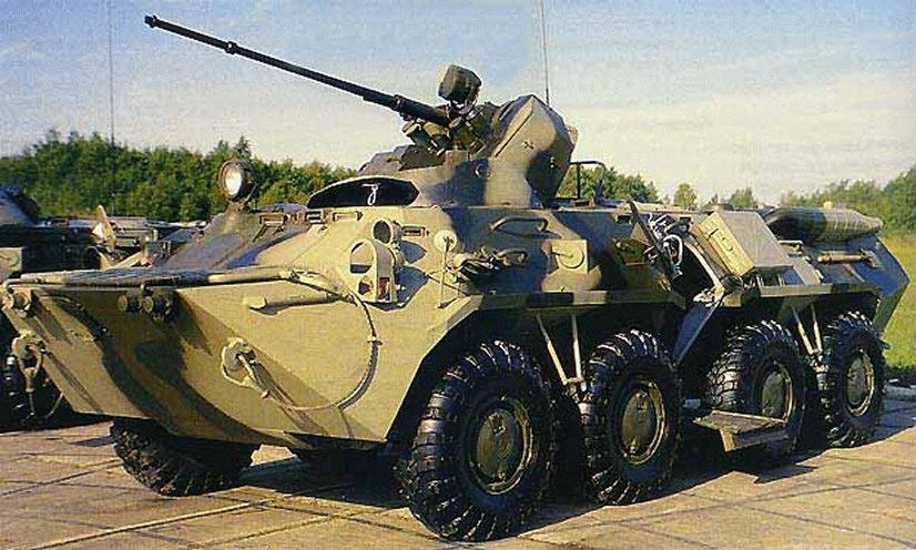 Armored Vehicles For Sale >> BTR-80 [GAZ 5903] Armored Personnel Carrier