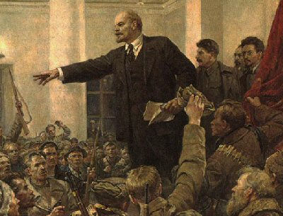 main points of lenins april theses In a bullet point document, known as the april theses, lenin called for the overthrow of the provisional government and outlines the strategy which, within seven months, will lead to the october revolution and bring the bolsheviks to power 100 year later, i created a chronology of two weeks of lenin's.